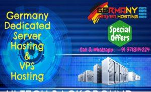 Germany Dedicated Server Hosting & VPS Server Hosting