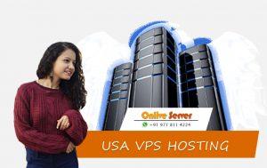 USA VPS Server Hosting