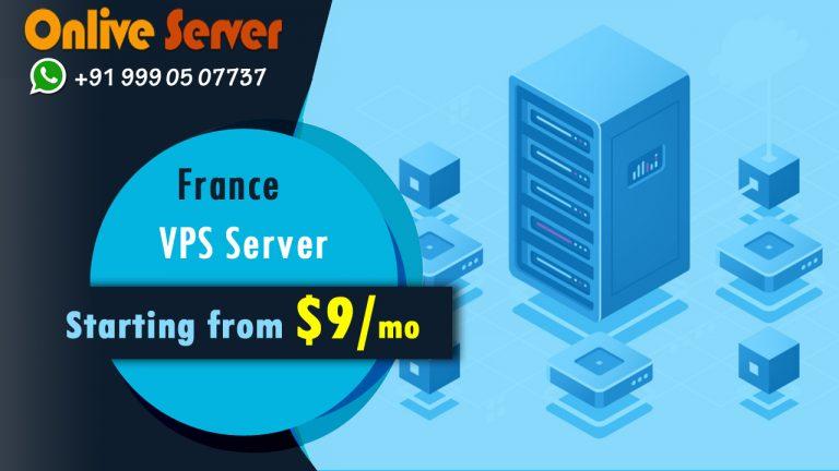 France VPS Server Hosting Plans For Doing Online Business