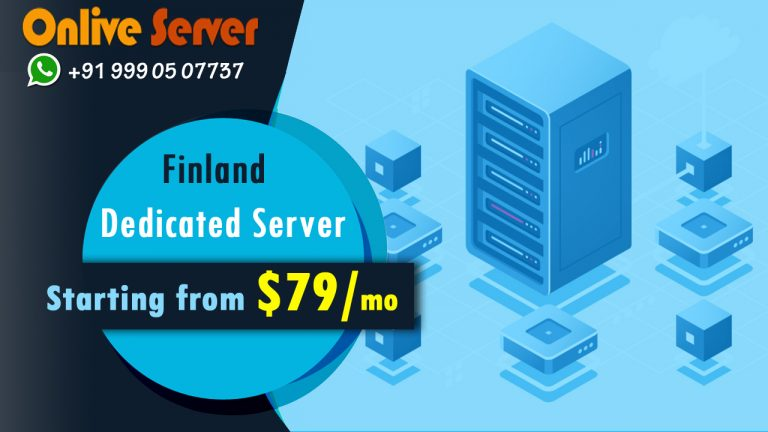 Finland Dedicated Server Hosting solutions Are Designed For Scalability