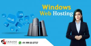 Windows Web Hosting - Ukraine Server Hosting
