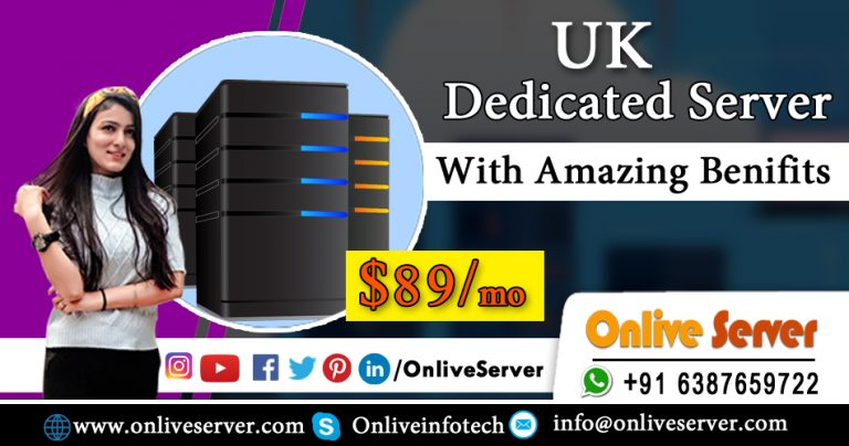 Buy UK Dedicated Server Hosting with stable performance